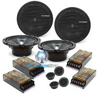 2 Sets Precision Power S2.65c 6.5 Component Speakers By Makers Of Soundstream on sale