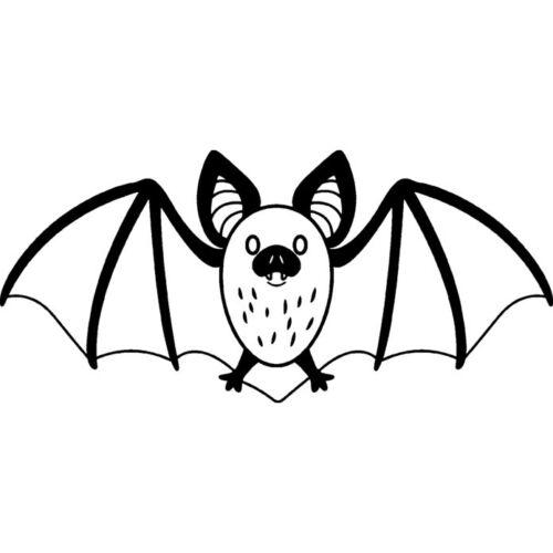 /'Fledermaus/' Stempel Unmontiert RS023630