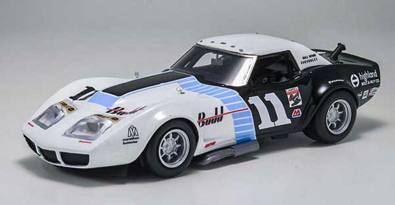 kit Corvette C3  11 Sebring 1973 - Arena Models kit 1 43