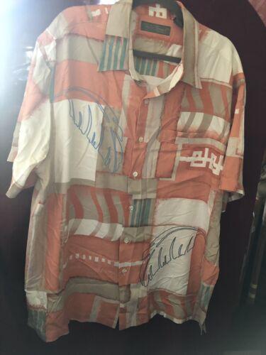 Tori Richards Hawaiian Shirt Silk sz.XXL