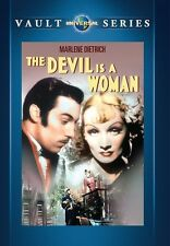 The Devil is a Woman 1935 (DVD) Marlene Dietrich, Lionel Atwill, Cesar Romero
