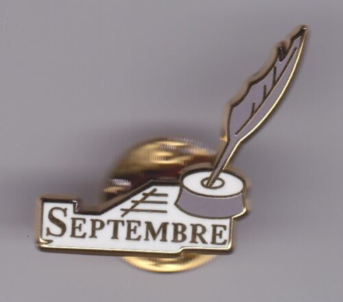 Pin/'s folies ** 1 pin/'s arthus bertrand repesentant le mois SEPTEMBRE