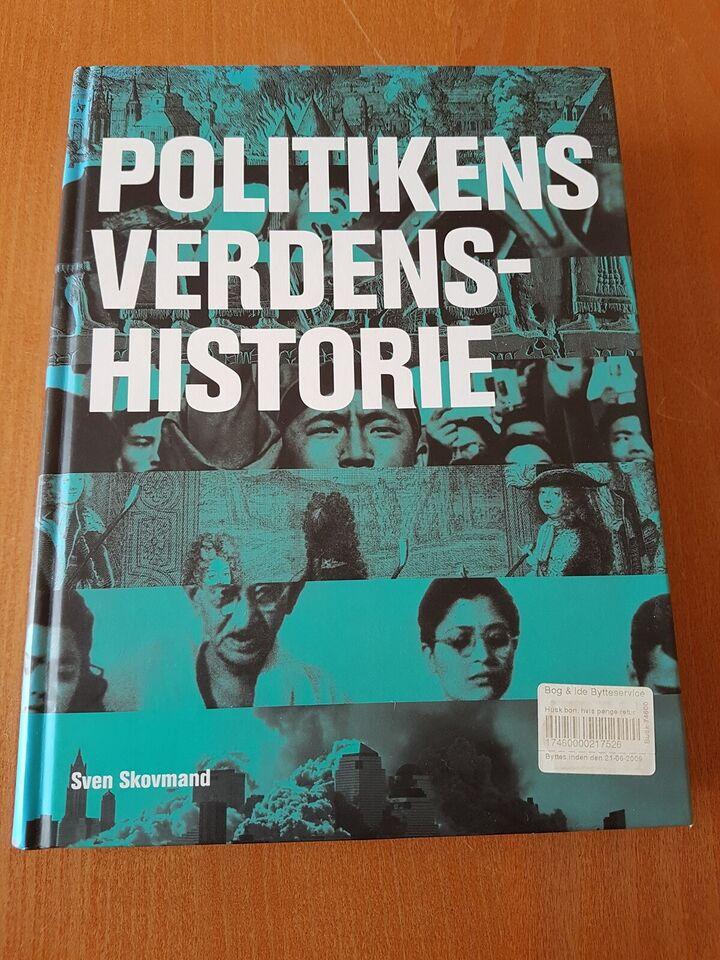 Politikens verdenshistorie, Sven skovmand, emne: