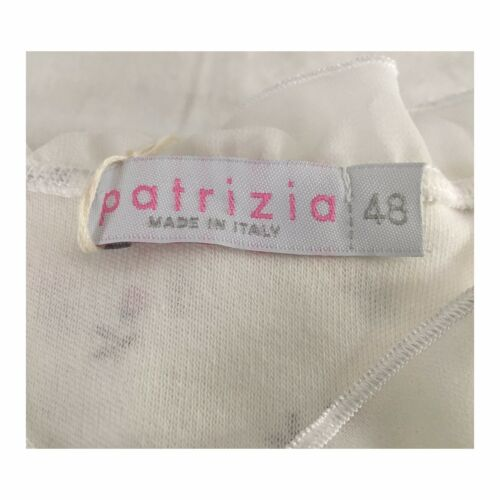 Coton Italie Patrizia Chemise En Fabriqué 100 Mod Femmes Blanc Nuit Pour Rose de 722085 ZvORZxwq
