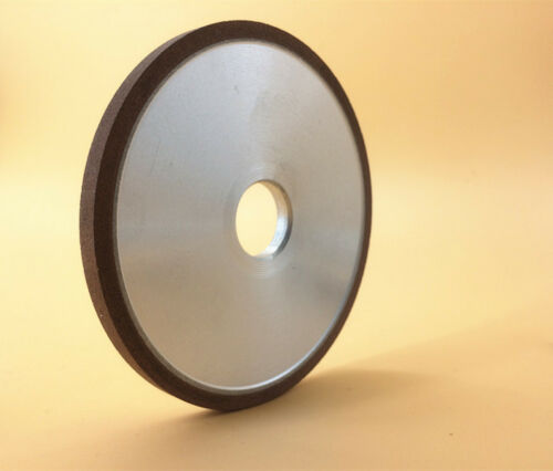 125mm Bore 12.7mm Straight Style Diamond Grinding Wheel Select Thickness Grit