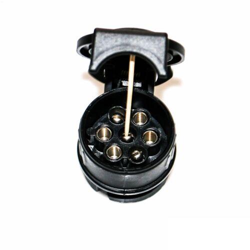 Pezzo di adattatore 13 a 7 poli adattatore corto rimorchio adattatore per rimorchio auto