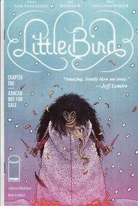 LITTLE-BIRD-ASHCAN-1-NM-MINT-COMICSPRO-PREVIEW-EXCLUSIVE-VARIANT