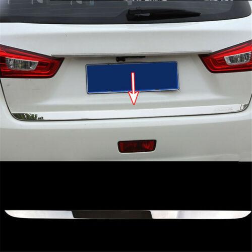 XUKEY Steel Rear Trunk Tailgate Cover Trim Door Strip For Outlander Sport// ASX