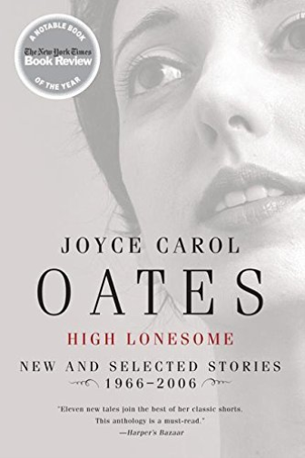 Oates Joyce Carol-High Lonesome (US IMPORT) BOOK NEU