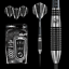New 2019 WINMAU BLACKOUT Steel Tip 90% Tungsten Darts 24g or 26 gram