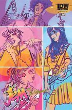 Jem and the Holograms #7 1:10 Paulina Ganucheau Variant Comic Book IDW
