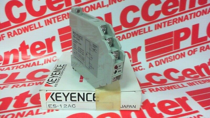 KEYENCE CORP ES-12AC   ES12AC (NEW IN BOX)