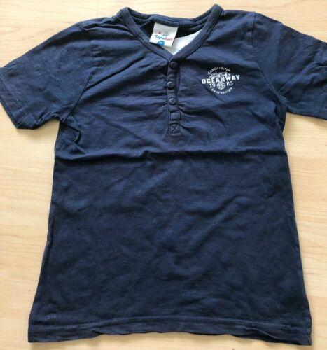 128 ★ ★ Topolino ★ tolles Jungen T-Shirt Marine blau ★ Gr