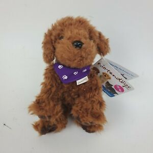Details About Nintendogs Toy Poodle 5 Plush Puppy Dog Barking Sound Nintendo Has Tag 2008