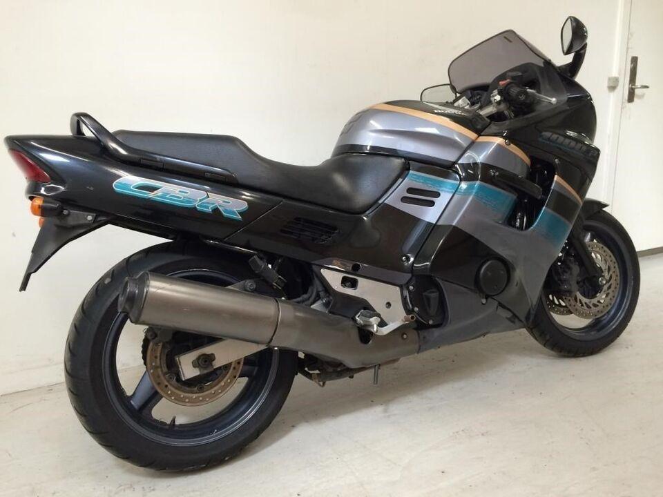 Honda, CBR 1000 F, 1000