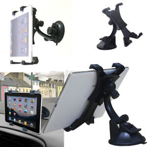 For Samsung Galaxy Tab A//E//S2//3//4 360° Car Windshield Suction Cup Mount Holder
