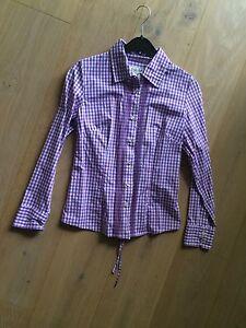 Almsach-Damen-Trachtenhemd-36-S-Bluse-NEU-Top-Wiesn-Oberteil