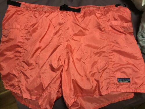 RARE Vintage PATAGONIA Ultra Retro Belted Coral Ba