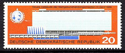 Ddr 1966 Mi. Nr. 1178 Postfrisch ** Mnh Eleganter Auftritt