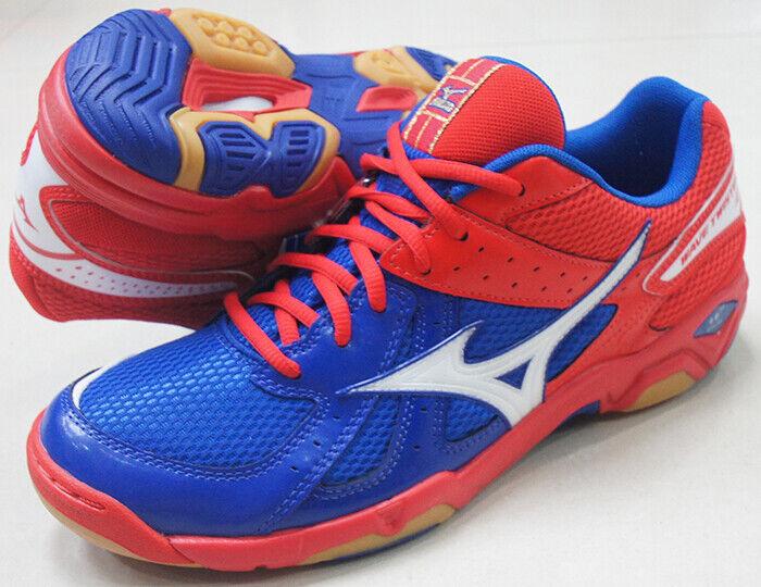 SHIHWEISPORT Mizuno V1GA157013 Onda TWISTER 4 tenis para Voleibol de Unisex