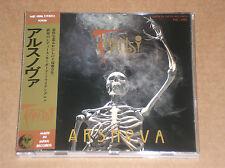 ARS NOVA - TRANSI - CD JAPAN COME NUOVO (MINT)
