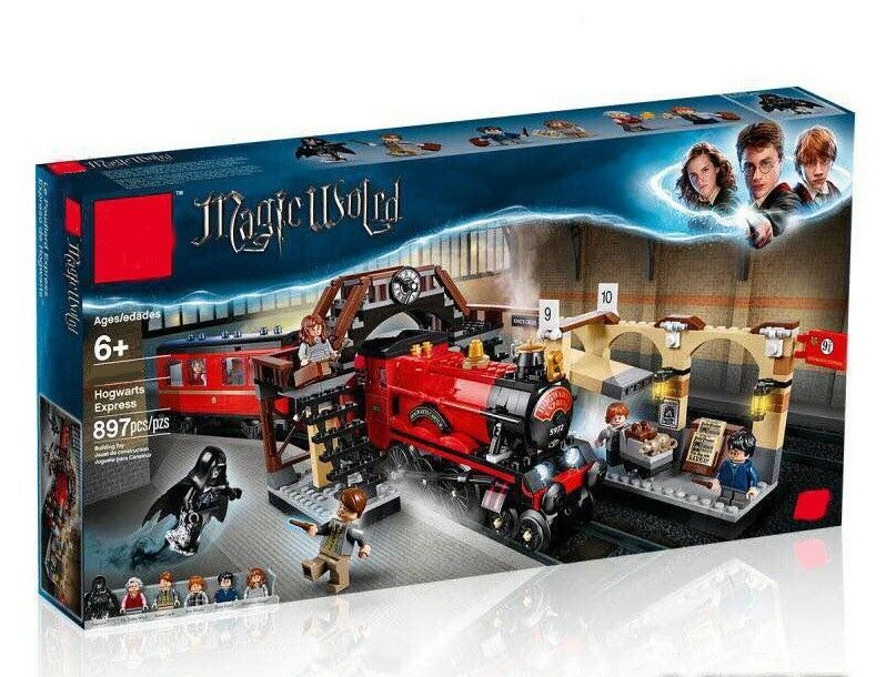 Nuovo Lego Harry Potter Hogwarts Express Train Complet  75955  -US Gifts  40%OFF