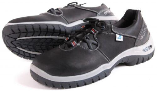 OTTER 71001 Sicherheitsschuh Arbeitsschuhe Schuh Sicherheitsschuhe Flach S 3 S3