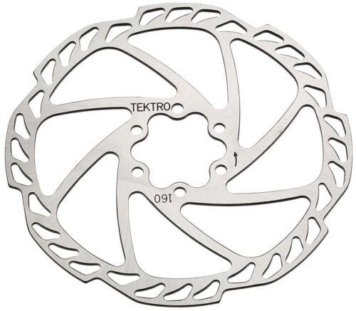 TR203-8 Ø 203mm Schraub TR180-8 Ø 180mm Bremsscheibe Tektro TR160-8 Ø 160mm