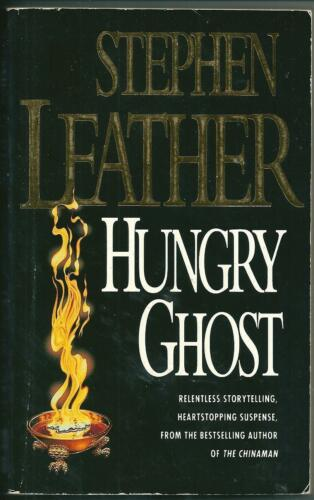 1 of 1 - Hungry Ghost, Stephen Leather. in Stock in Australia