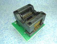 SOP16 SOIC SOIC16 DIP socket adapter Eprom Programming