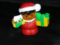 Fisher Price Little People Christmas Boy Michael Present