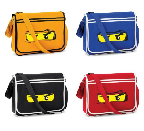 Unisex Lego Shoulder Bag For Kids School Travel Bag Stylish ideal for gifts
