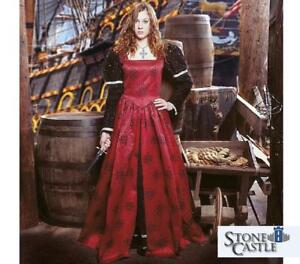 0b54b089cfe7 Image is loading The-Musketeers-Milady-De-Winter-Dress-Ideal-for-