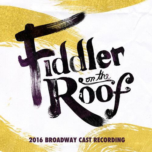 Cast Recording - Fiddler on the Roof (2016) [New CD] Bonus Tracks