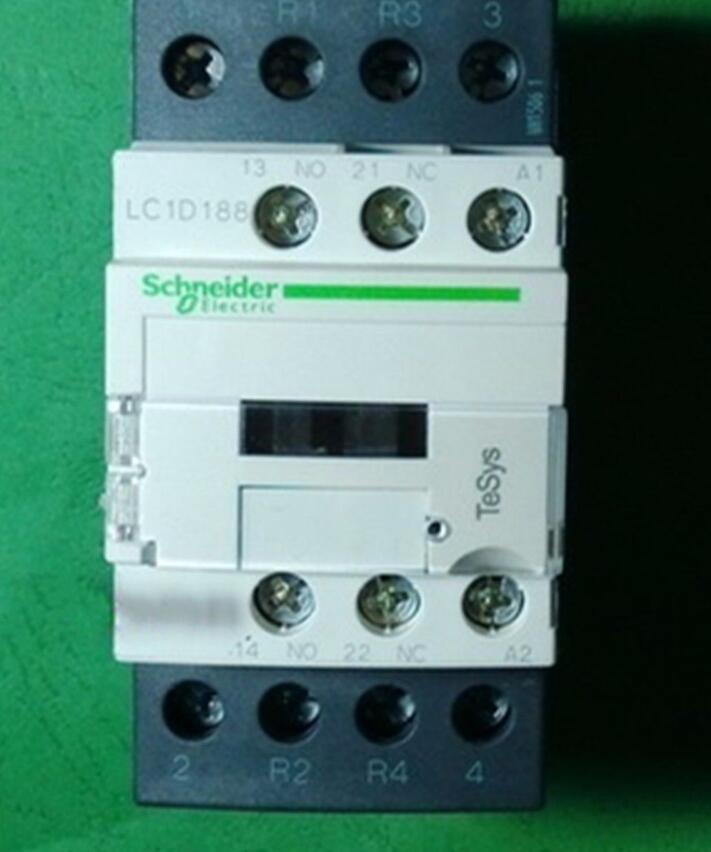 NEW  Schneider  LC1D188Q7C  AC380V Contactors  free shipping