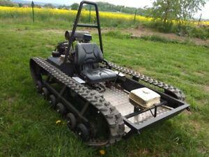 ATV-Quad-Kettenfahrzeug-Kettenpanzer-Kettenbuggy