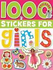 1000 Stickers for Girls by Tim Bugbird (Paperback, 2009)