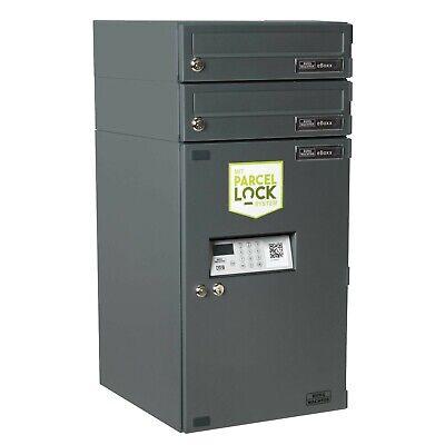 Burg Wächter Parcel Lock - Paketempfangsbox - Paketbox - eBoxx EAA 634 ANT