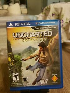 Uncharted-Golden-Abyss-Playstation-PS-Vita-with-orginal-case-and-artwork