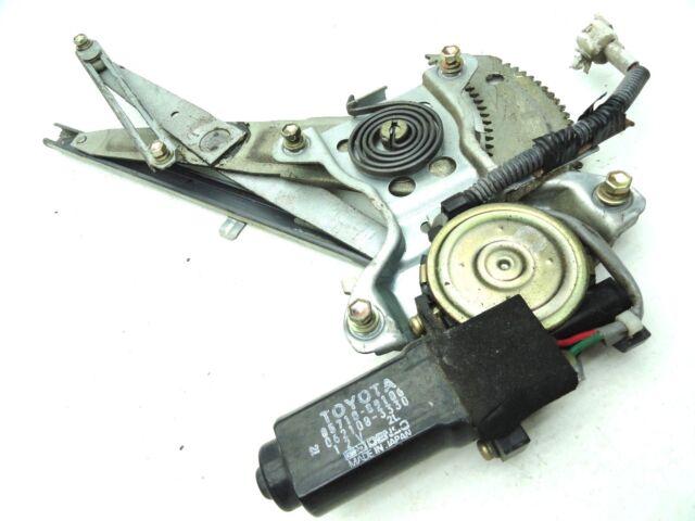 Rear Window Regulator Compatible with Toyota 4Runner 90-95 Left ...