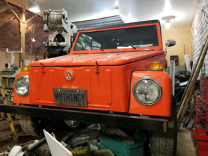 Volkswagen Thing Type 181