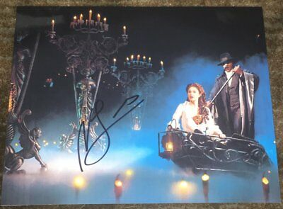 Theater Norm Lewis Signed Broadway Phantom Of The Opera 8x10 Photo D W/exact Proof Rich In Poetic And Pictorial Splendor