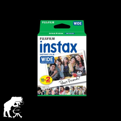 Fuji Instax DP 2x10 grabaciones Wide Picture formato para wide 100//200//210//300
