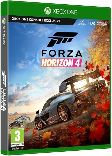 Forza Horizon 4 XBOX ONE NEUF Version Française ENVOI SUIVI