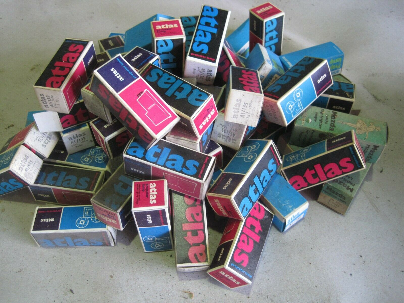 Projector Bulbs (new old stock)