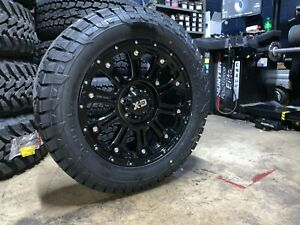 Dodge Ram 1500 Wheels And Tires Packages >> Details About 20 Xd Xd829 Fuel At 285 55r20 Wheel Tire Package 6x5 5 2019 Dodge Ram 1500