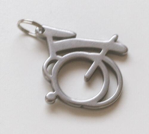 BROMPTON Keychain Aluminium Lightweight CHRISTMAS GIFT Present Folded