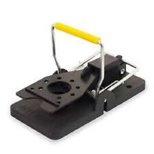MOUSE TRAP easy setting plastic x 4 Professional