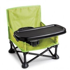 SUMMER Infant POP 'N SIT rialzo del sedile VERDE-magazzino affare  </span>