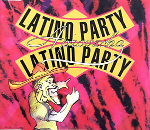 Latino-Party-Maxi-CD-Aprovecha-France-M-VG